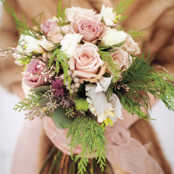 Bridal Bouquets And Garlands