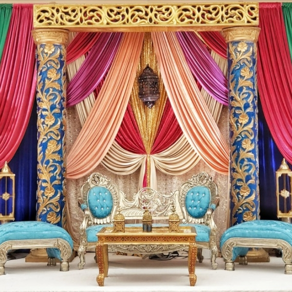 Sangeet Stages