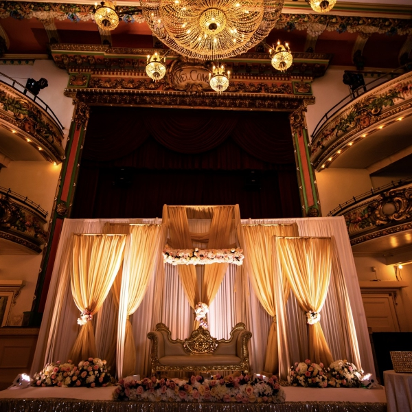 Grand Prospect Hall Wedding Party.