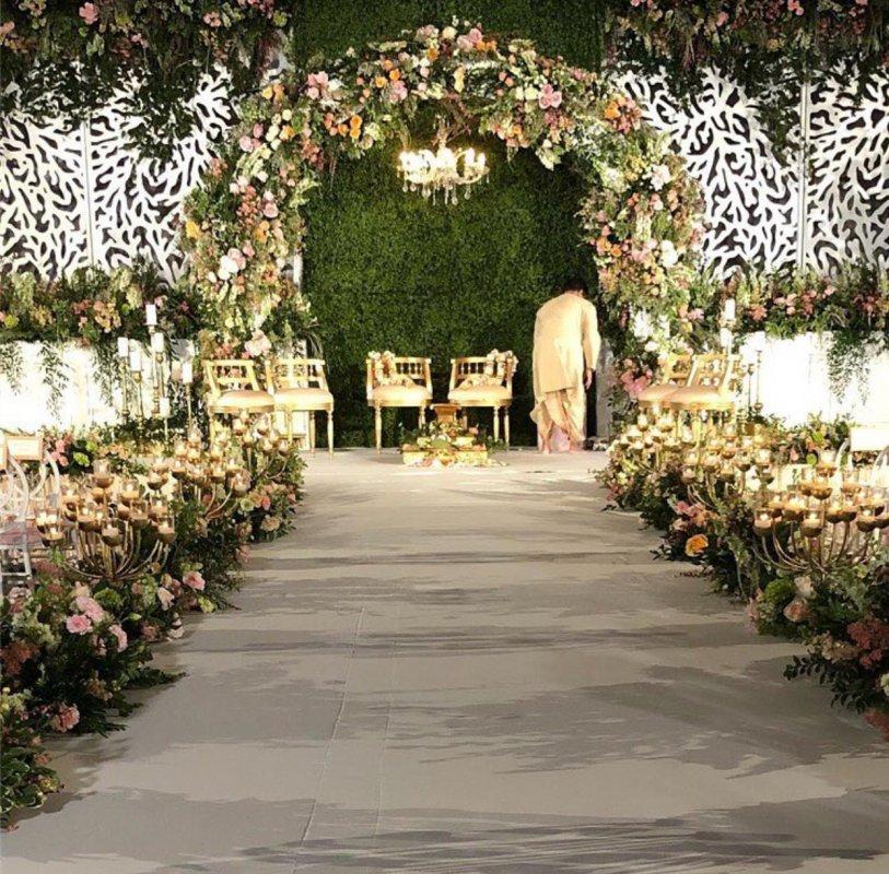 Area Decoration